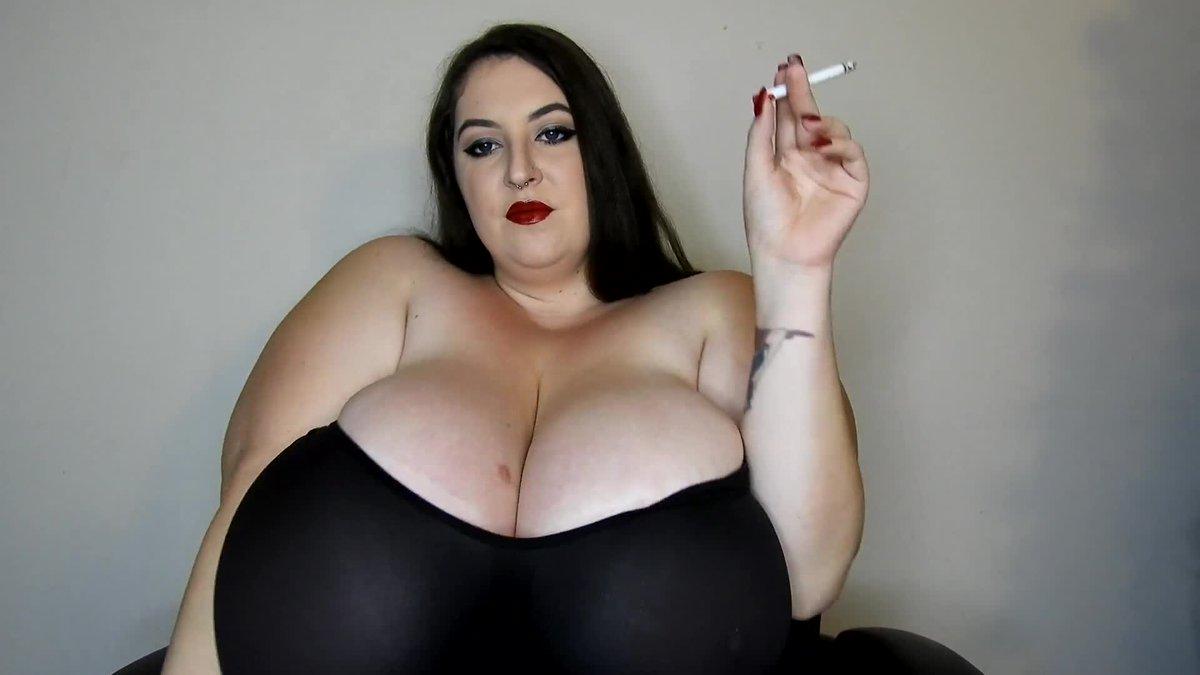 BBW Smoking Cam