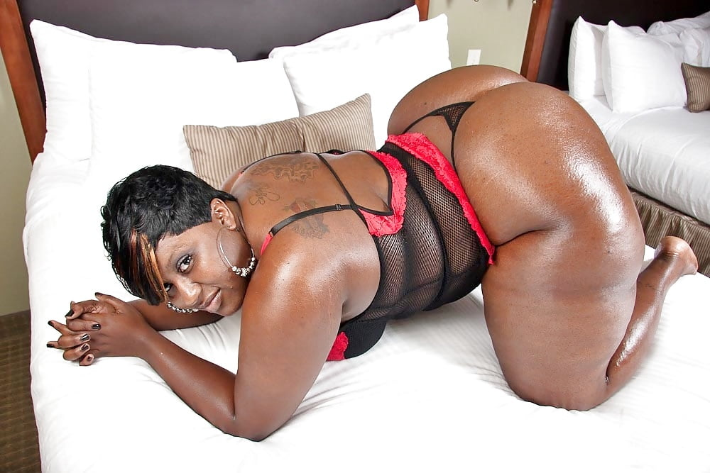 Ebony BBW Girl